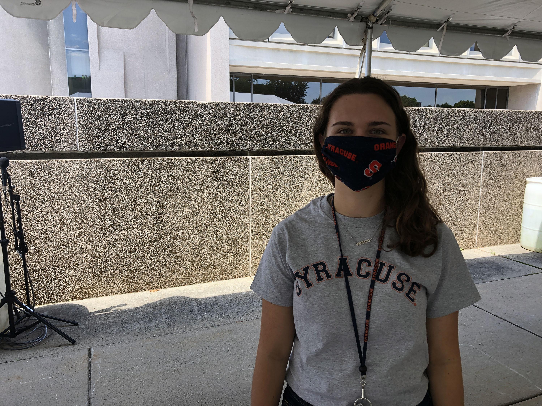 Emma Lambiaso, Newhouse School freshman