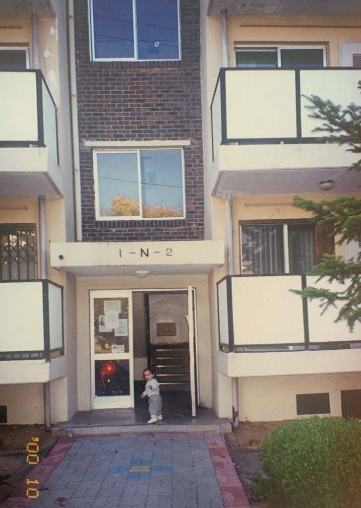 apartment on base
