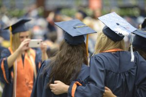 Syracuse University Commencement 2015