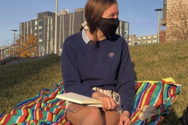 Megan Cooper at Syracuse University