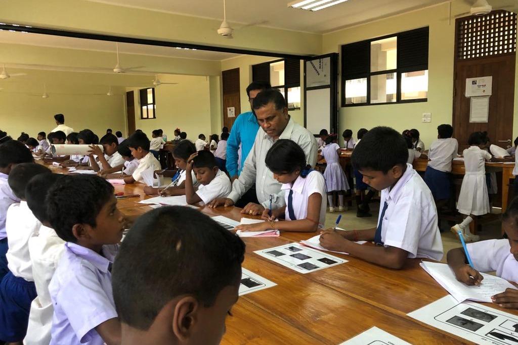 Alex Thevaranjan school