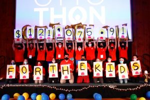 Despite being virtual, Syracuse University's OttoTHON even successfully donated a total of $121,075.91 to aid those at Upstate Golisano Children's Hospital.