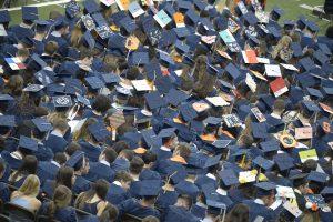 Syracuse University Commencement 2015