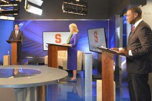 Syracuse Mayoral Debate 2021 at Newhouse School