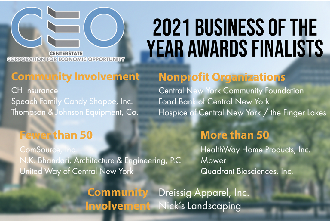 Business of the Year graphic