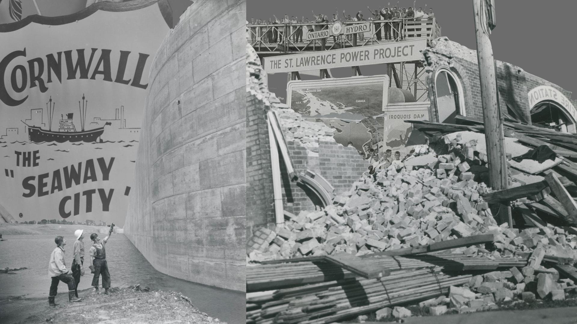 Historical Photos of Cornwall, Ontario