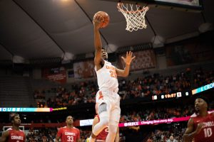 SU vs Cornell Basketball
