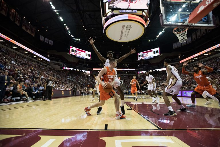 COLLEGE BASKETBALL: FEB 15 Syracuse at Florida State