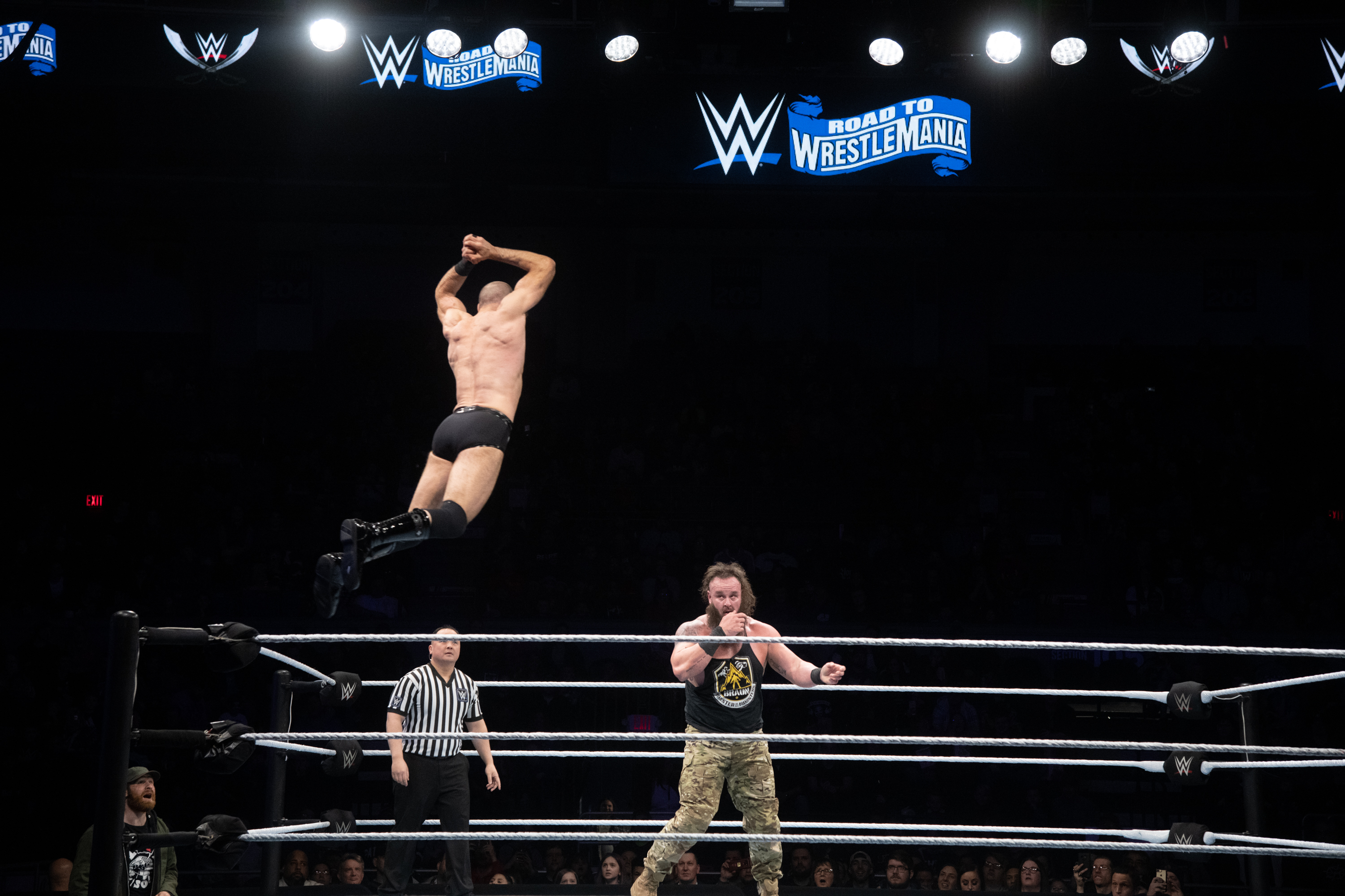 WWE Comes to Upstate New York