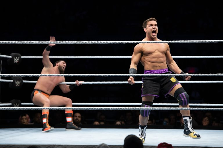 WWE Comes to Upstate New York