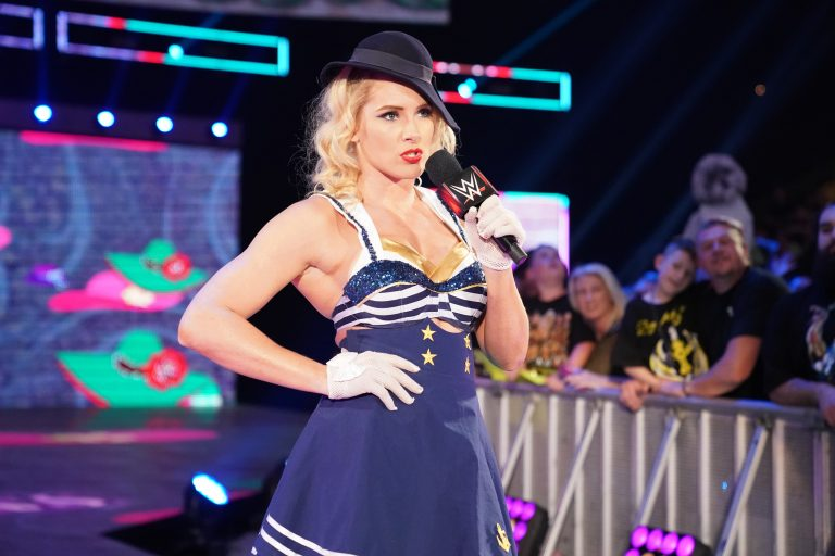 """""""The Lady of WWE"""" Lacey Evans"""