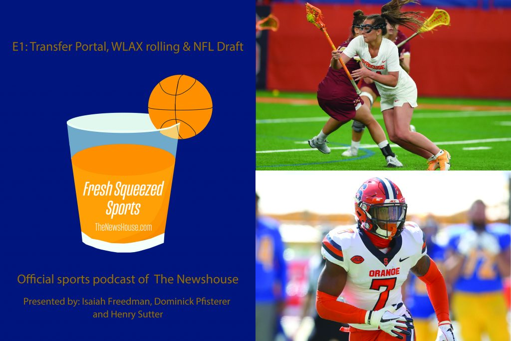 Fresh Squeezed Podcast Episode 1