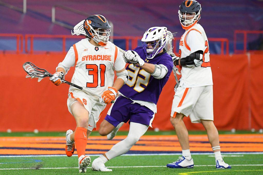NCAA Lacrosse: Albany at Syracuse