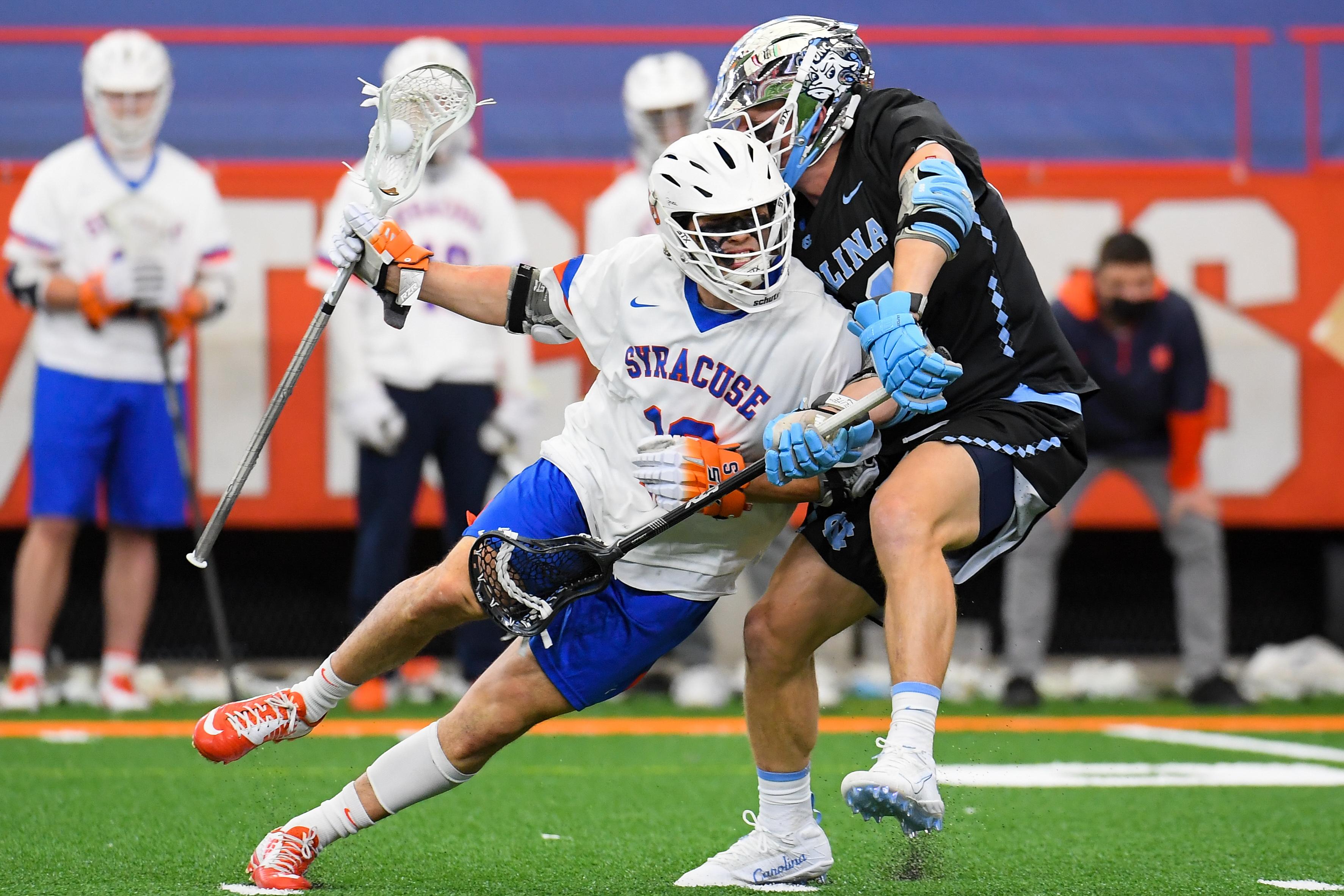 NCAA Lacrosse: North Carolina at Syracuse