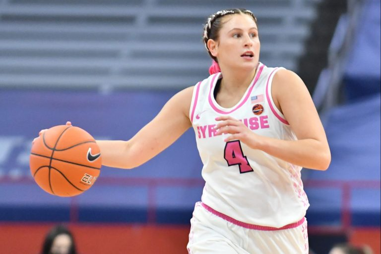 NCAA Womens Basketball: Boston College at Syracuse