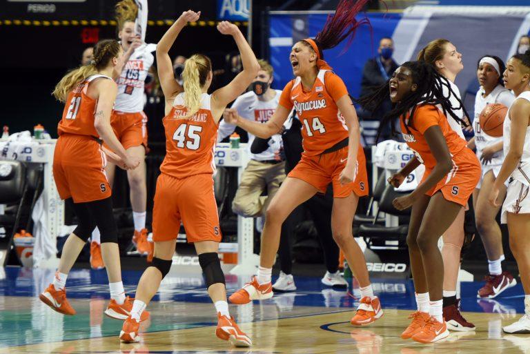 Florida State Syracuse ACC Women's Tournament