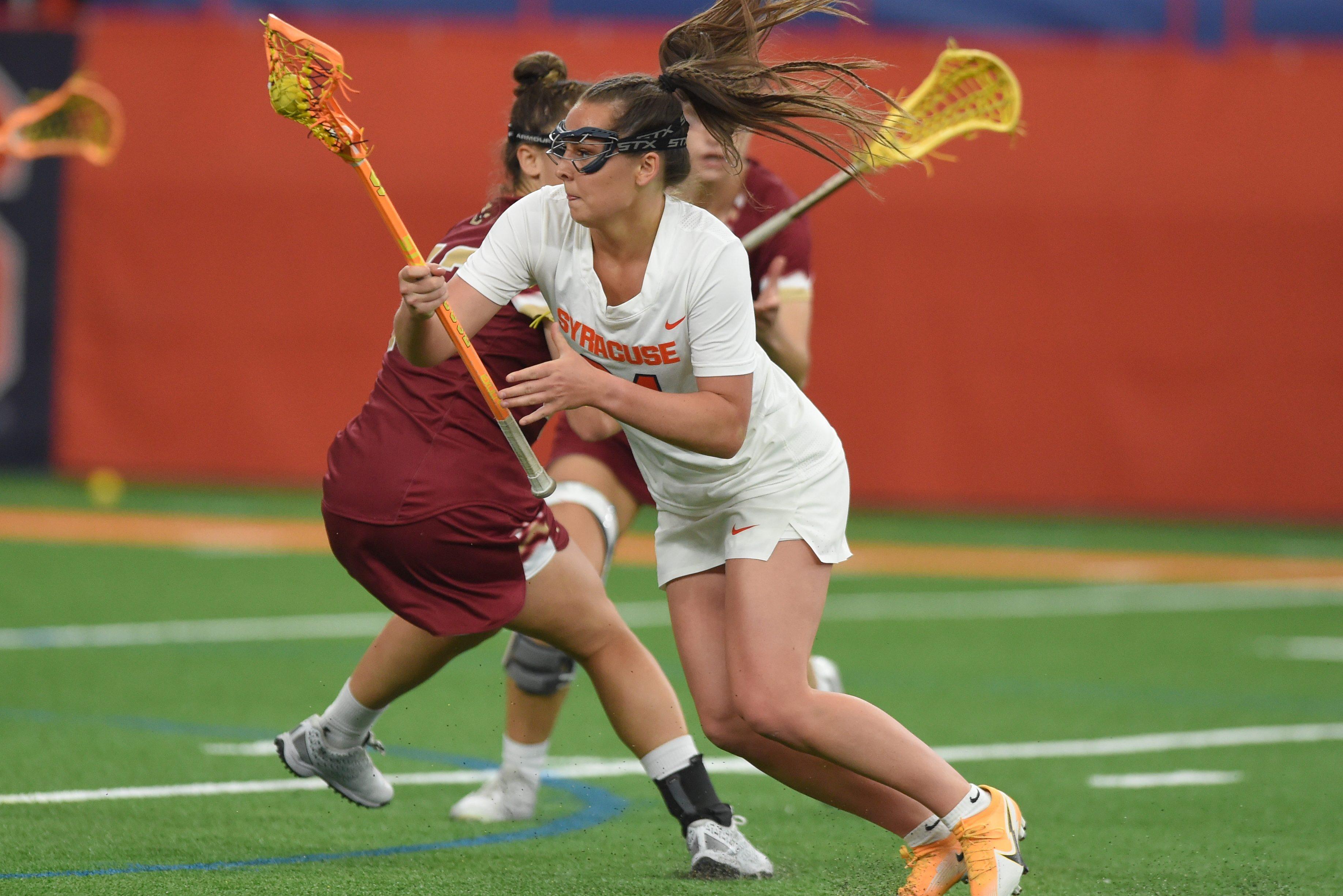 Syracuse vs. Boston College Women's Lacrosse