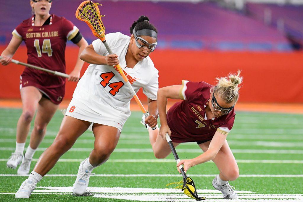 NCAA Womens Lacrosse: Boston College at Syracuse