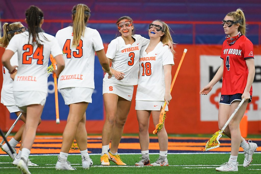 NCAA Womens Lacrosse: Stony Brook at Syracuse