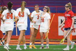 NCAA Womens Lacrosse: Stony Brook at Syracuse