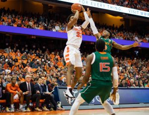 Syracuse vs Miami