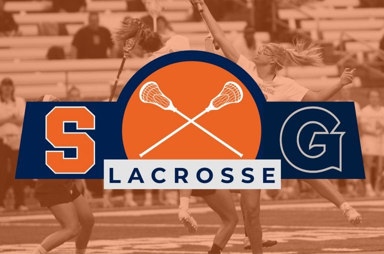 Women's Lacrosse vs. Georgetown