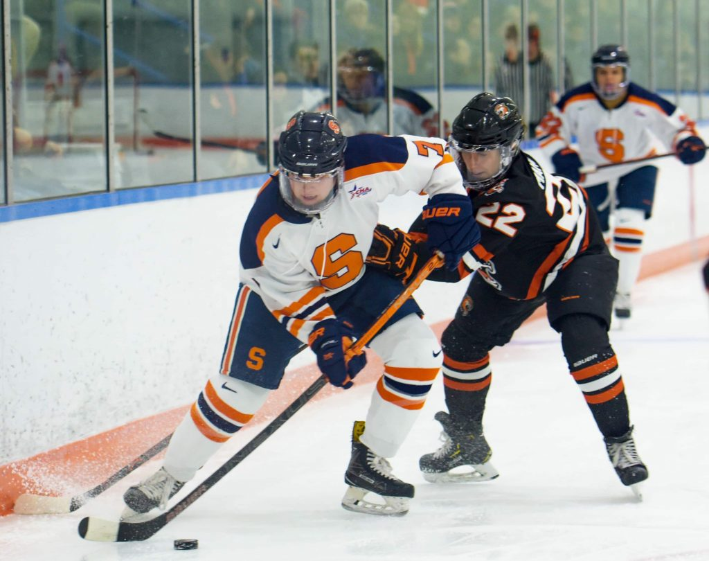 Syracuse Women's Hockey vs RIT