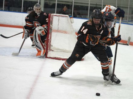 SU vs RIT Women's Hockey