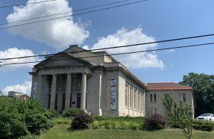 Temple Concord exterior