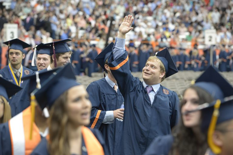 syracuse 2015 commencement