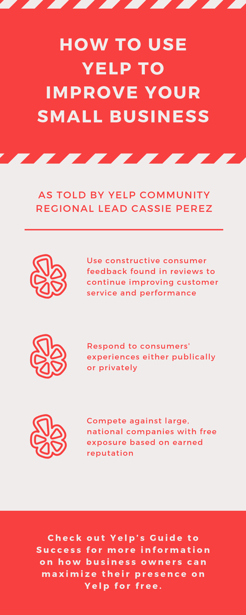 How to Use Yelp to Improve Your Small Business