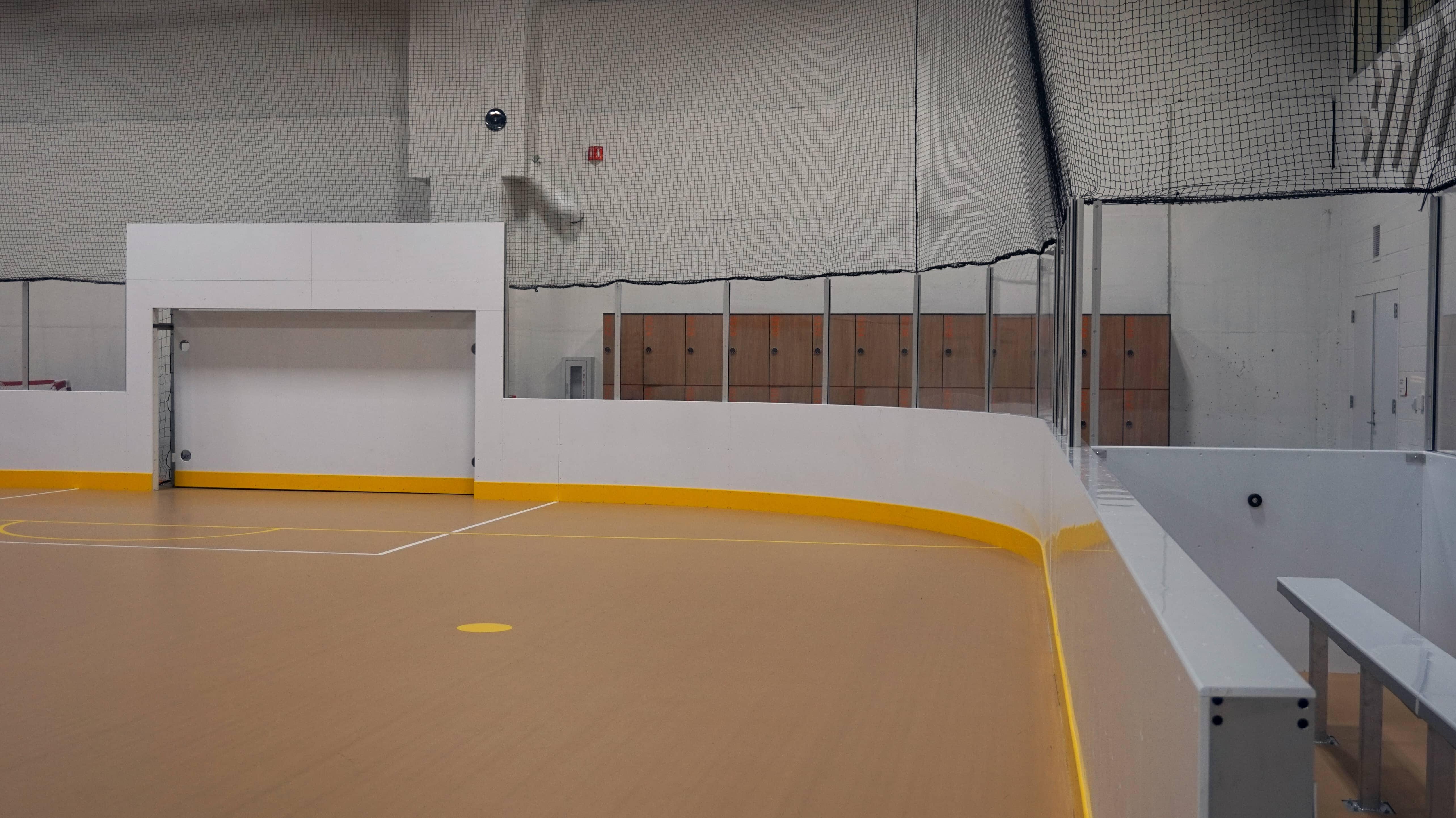 Multi-use facility
