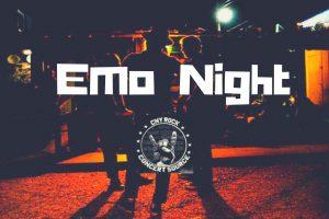 Syracuse Emo Night advance poster