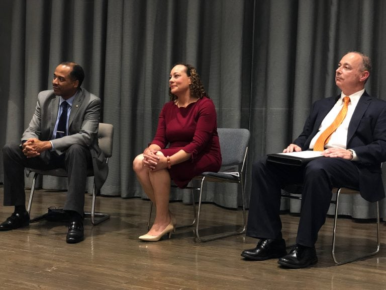 SU administrators discuss measures taken to embrace diversity on campus.