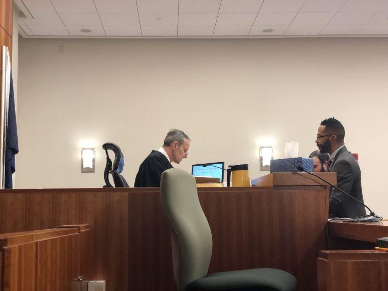 Judge Theodre Limpert bail reform