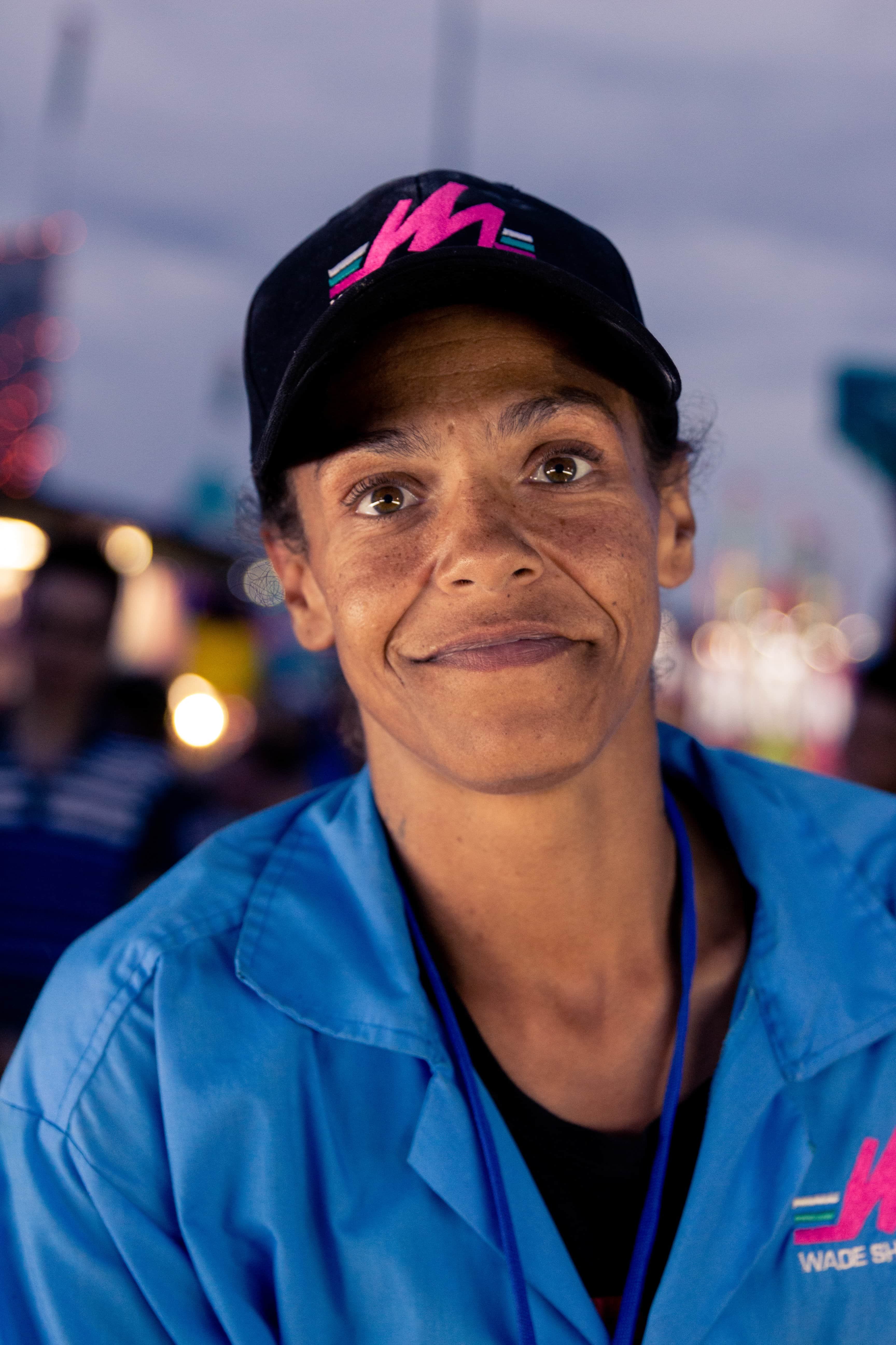 New York State Fair worker Renee Dolson