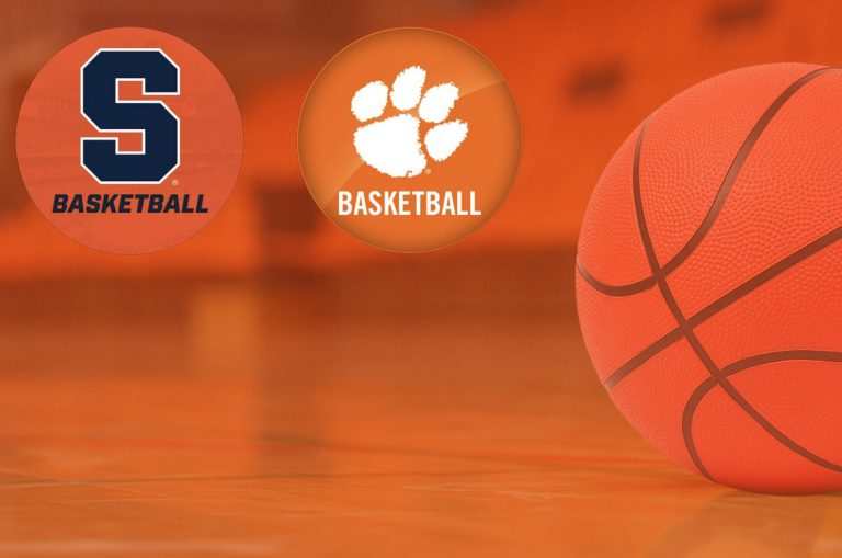 Men's Basketball: SU vs. Clemson