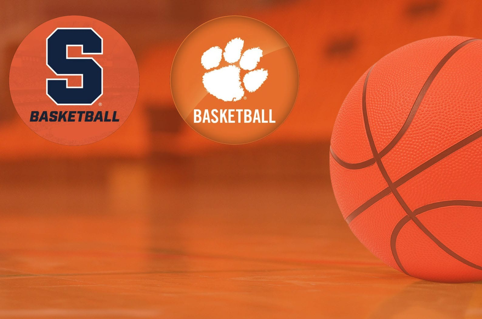 Men's Basketball: SU vs. Clemson
