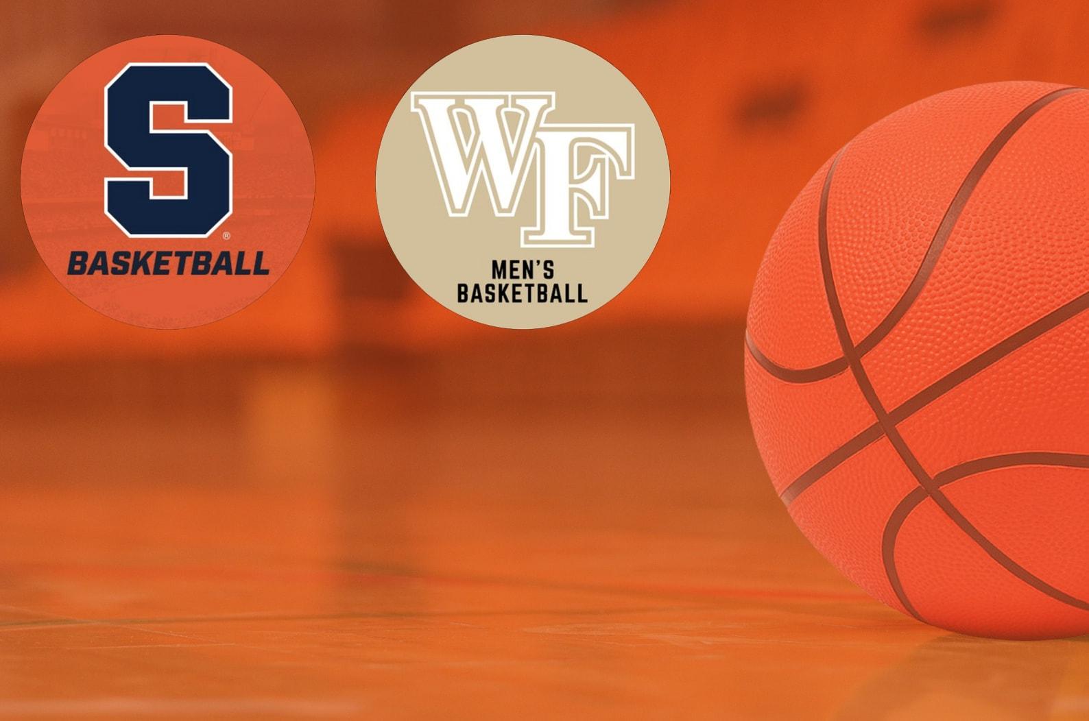 SU men's basketball vs. Wake Forest - March 2, 2019