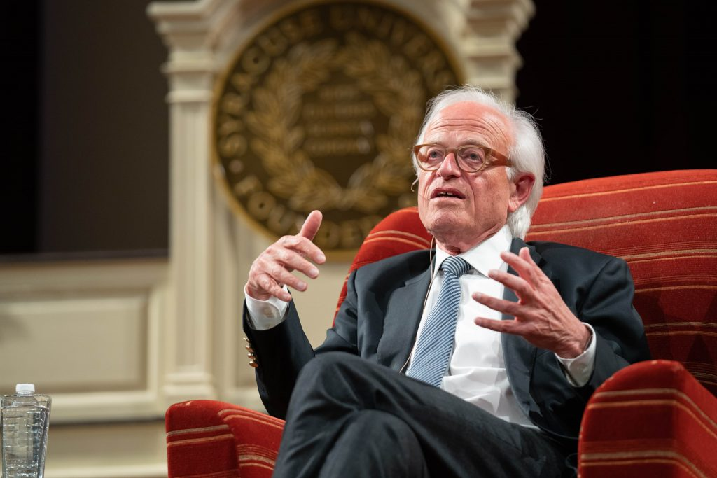 Martin Indyk Lecturer University Lecture 2019