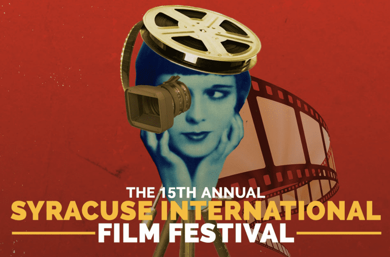 Poster for 2018 Syracuse International Film Fest