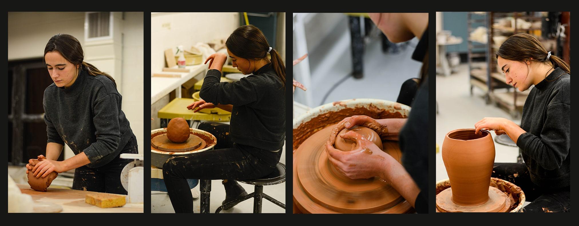 Souza Artist Profile - Sculpture series