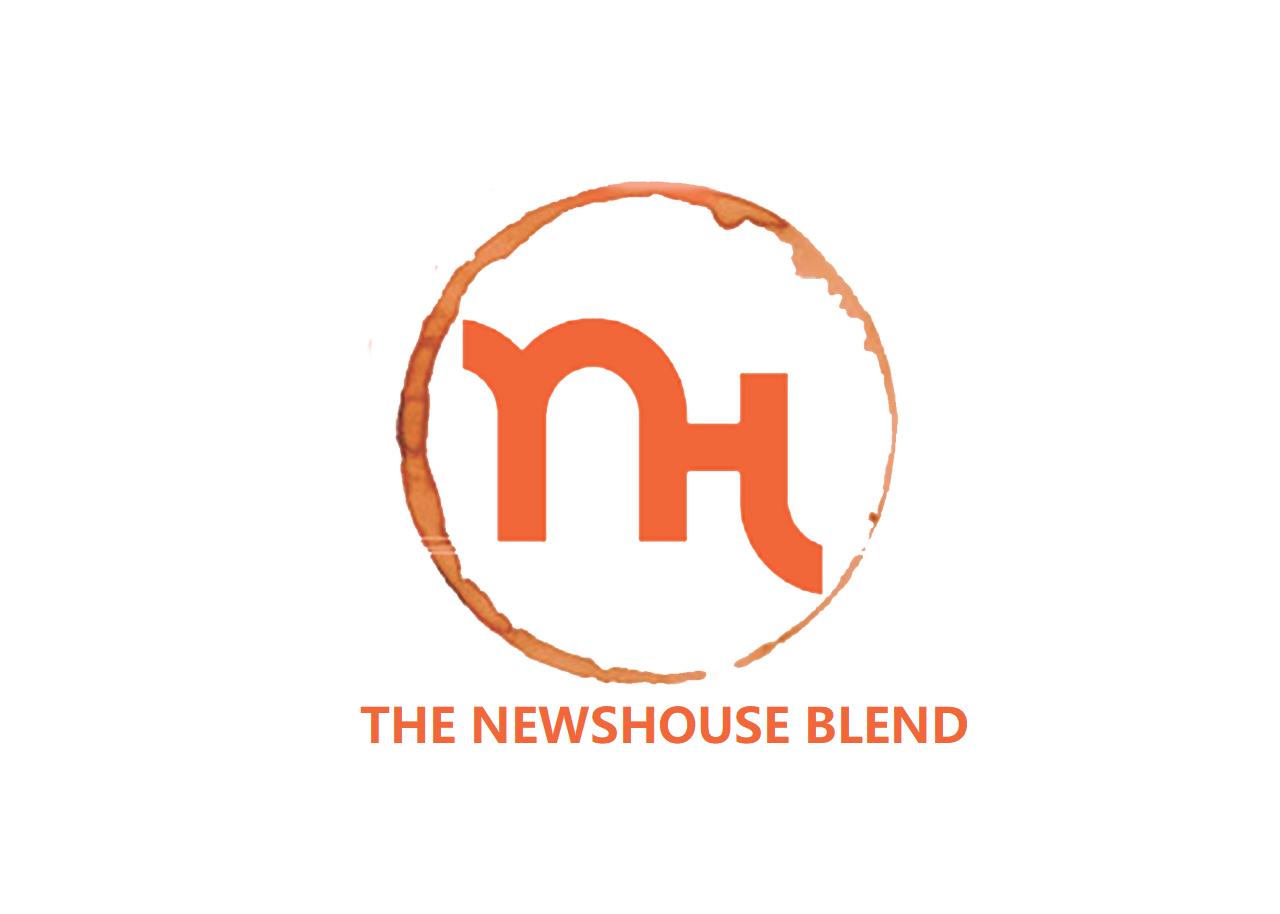 The NewsHouse Blend Podcast Logo