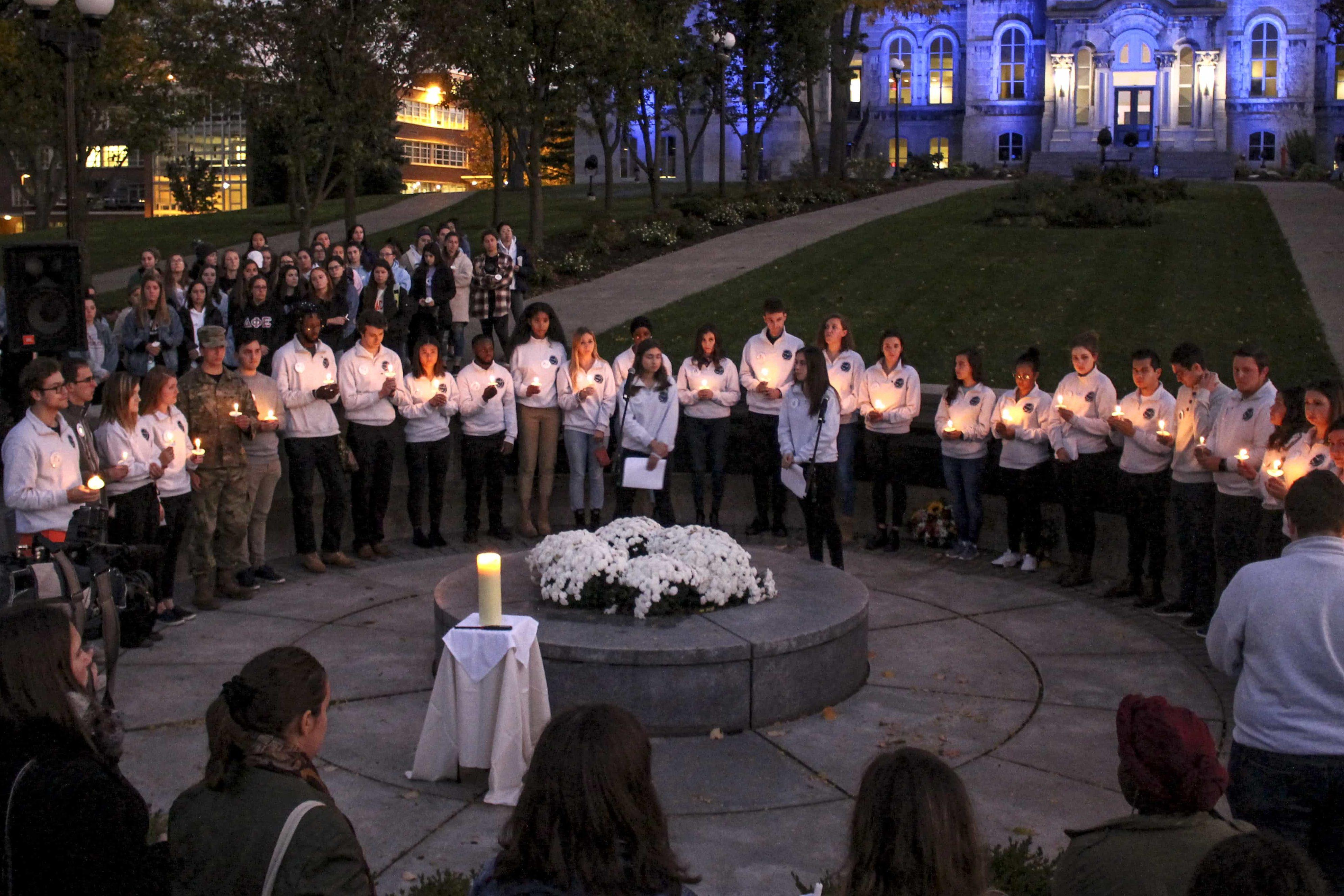 Remembrance Vigil 2019