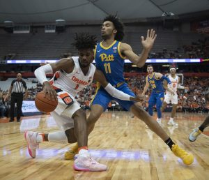 SU Mens Basketball vs Pitt