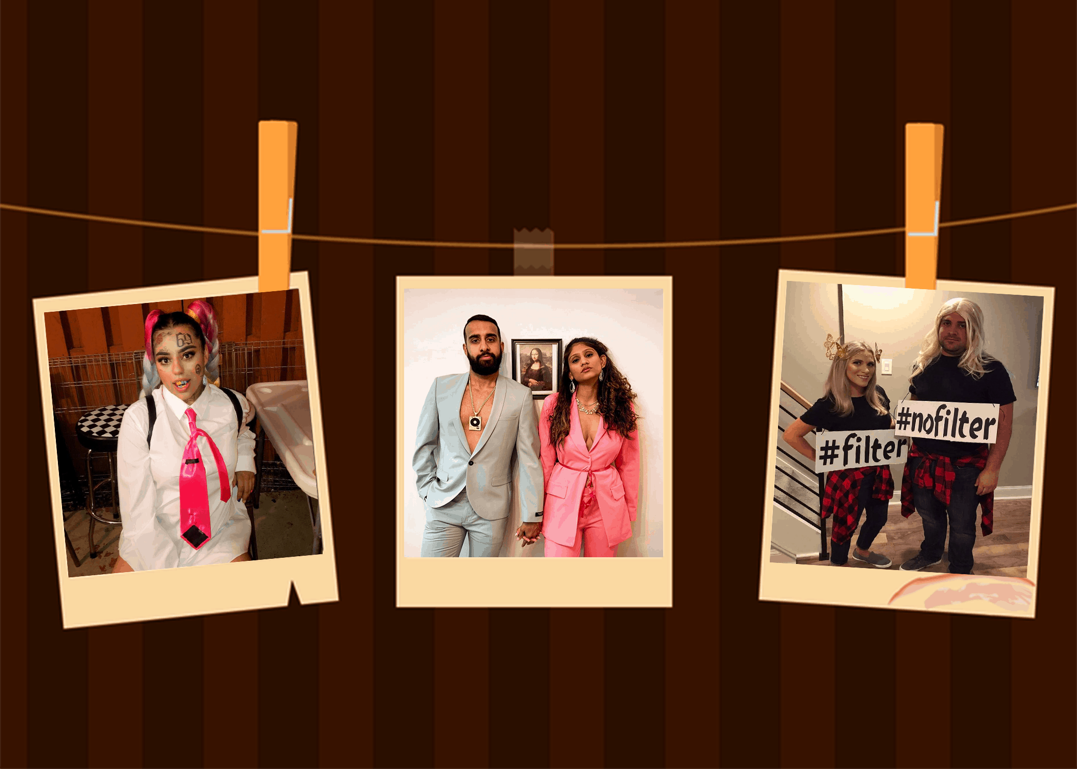 2018 Halloween Costumes based on Pop Culture