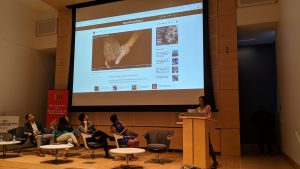 Race and Media symposium at Newhouse School on April 4, 2019