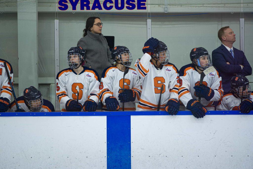 Syracuse Women's Hockey vs Penn. State