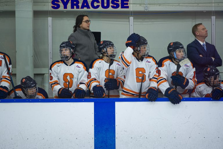 Syracuse Women's Hockey vs Penn. State