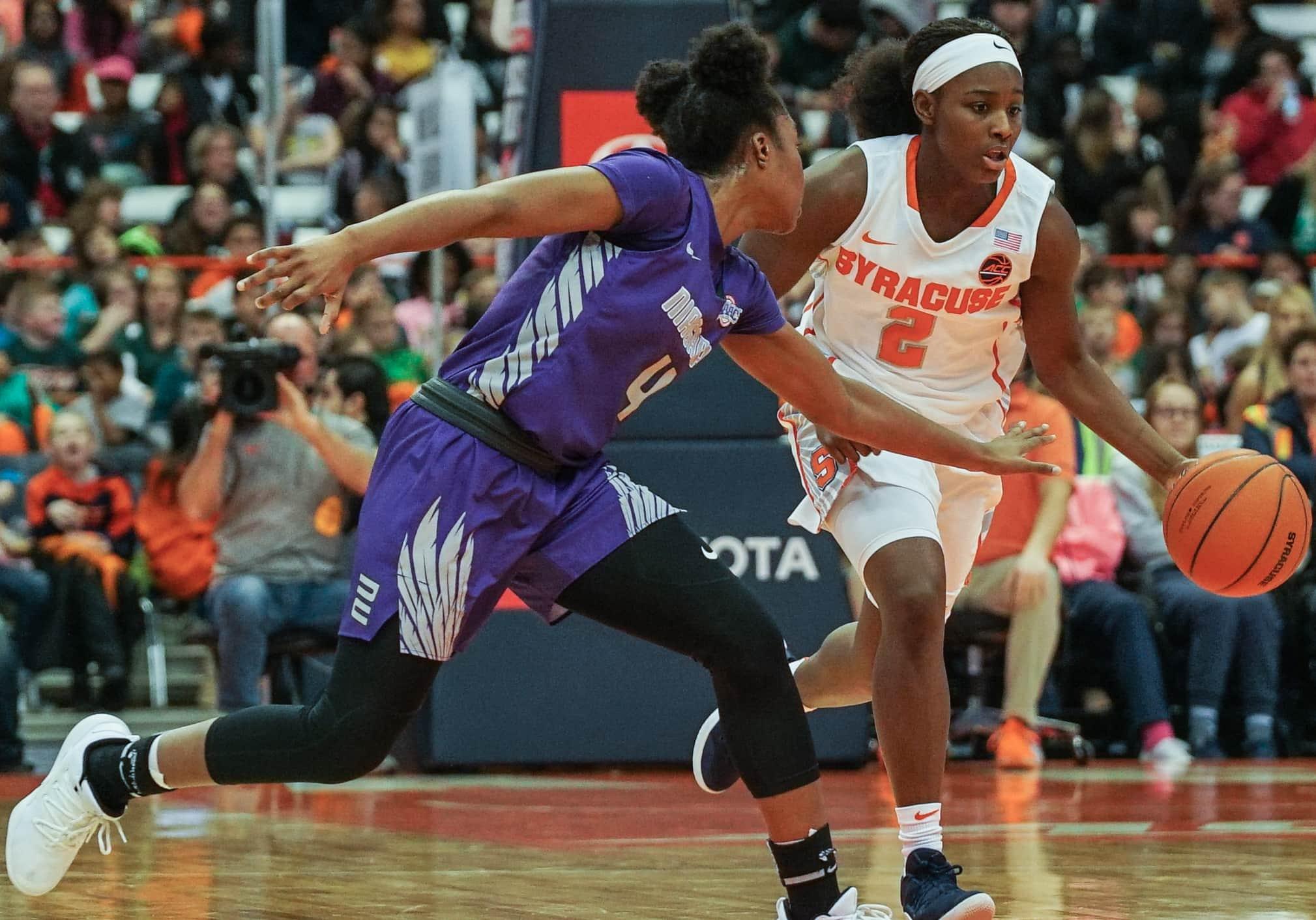 Syracuse Women's Basketball vs. Niagara